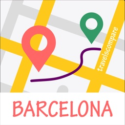 Barcelona City - guide with hotels, cafe, flights