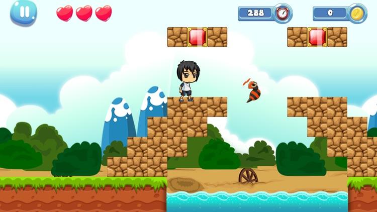 super adventure Jungle great games for children screenshot-3