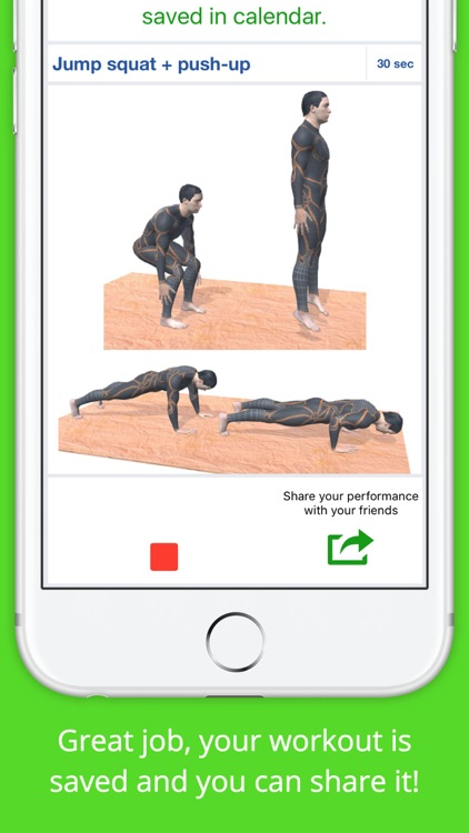 Karate Combo Fighting Workout Challenge PRO screenshot-3