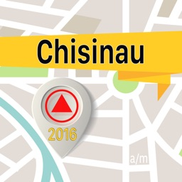 Chisinau Offline Map Navigator and Guide