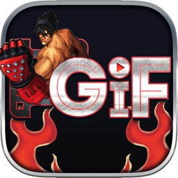 GIF Animated Fighting Punch Video Games Themes Pro