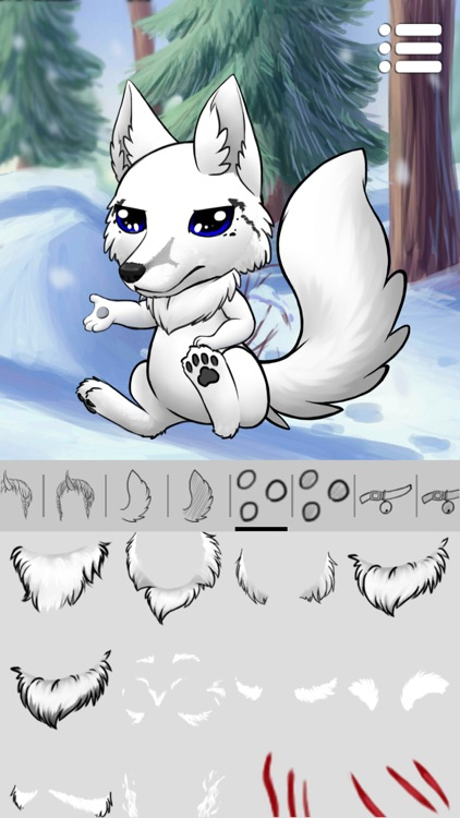 Avatar Maker: Wolves