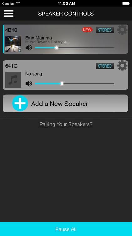Soundlogic WiFi Controller screenshot-3