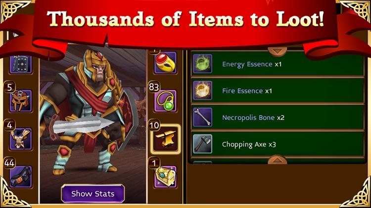 Arcane Legends screenshot-4