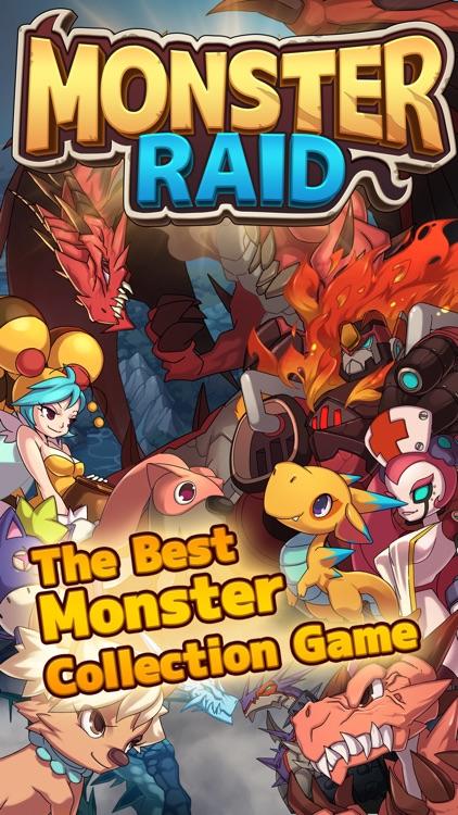 Monster Raid™ screenshot-4