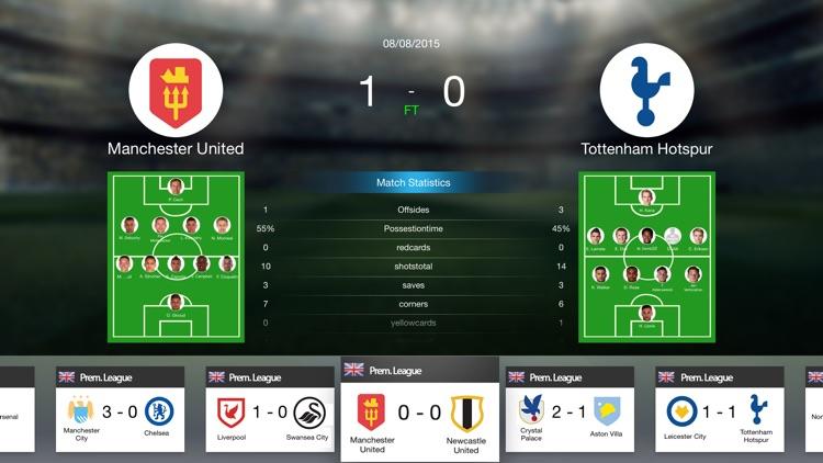 Football Mania - Soccer Scores