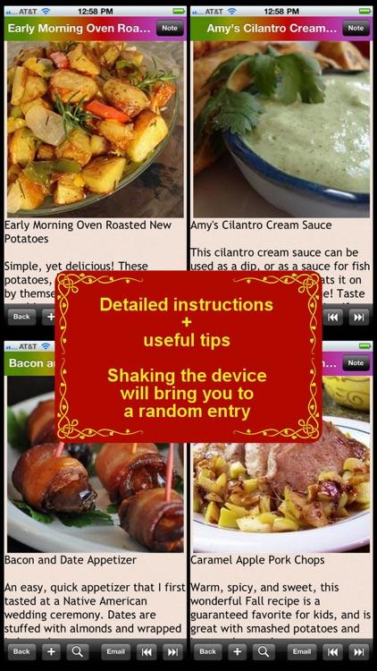 Low Gluten Recipe