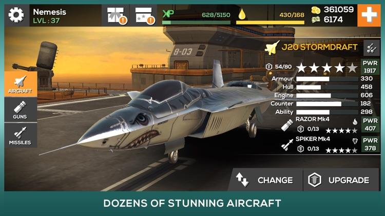 Nemesis Air Combat