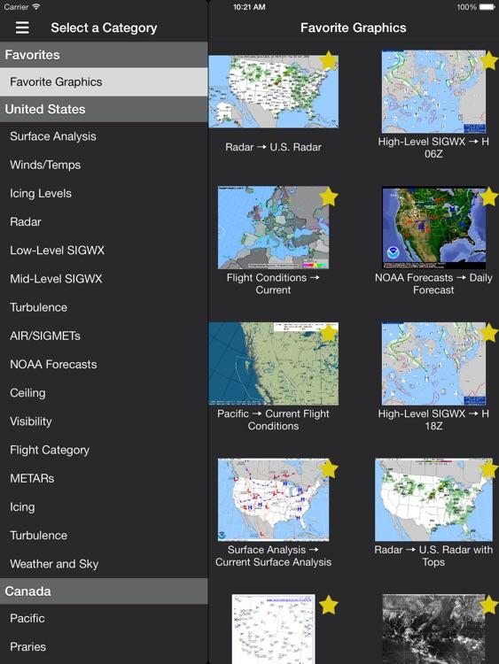 Takeoff HD - Aviation Weather screenshot-3