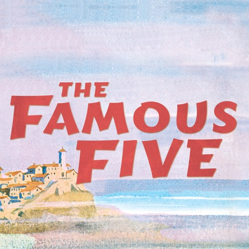 Famous Five Stickers