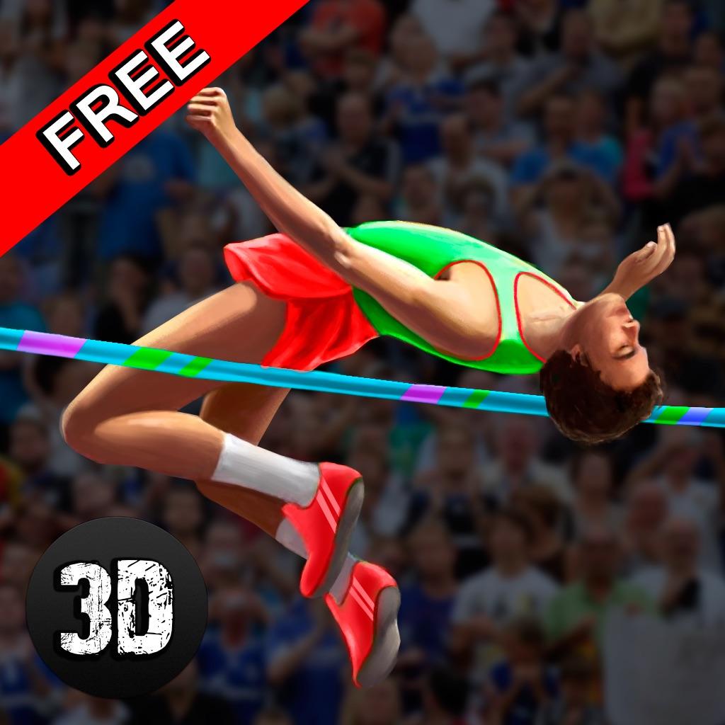 Athletics High Jump Contest hack