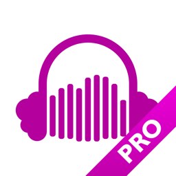 Ícone do app CloudPlayer Pro - audio player from clouds