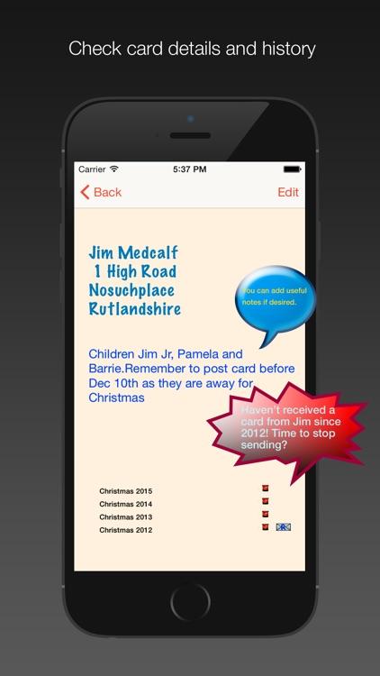 Cardlists Label Printing screenshot-4
