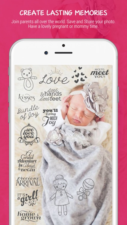 Baby Photo Editor & Pregnancy