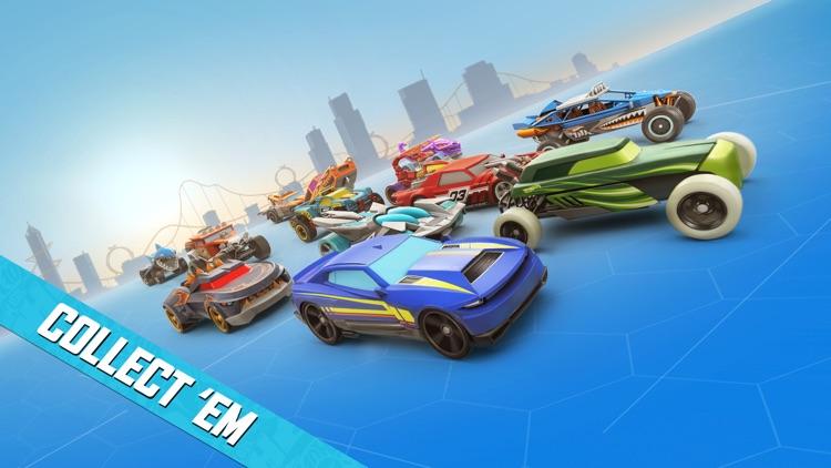 Hot Wheels: Race Off screenshot-4
