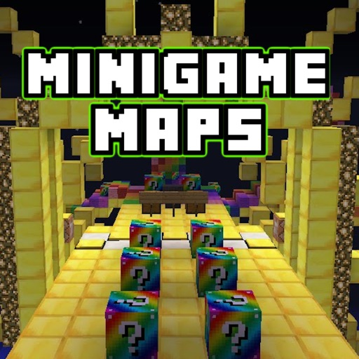 Mini Games Maps for Minecraft PE - The Craziest Maps for Minecraft ...