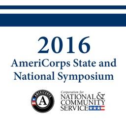 2016 AmeriCorps State & National Symposium