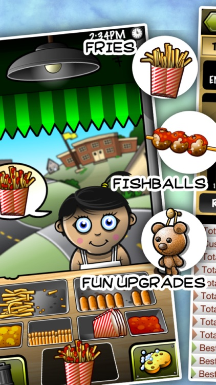 Street-food Tycoon Chef Fever: World Cook-ing Star screenshot-2