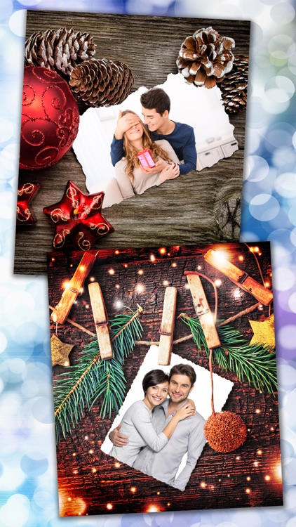 New Christmas Photo Frames & Picture Editor - Pro screenshot-0