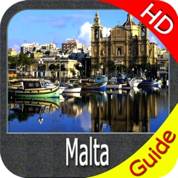 Malta HD - Travel Map Navigator
