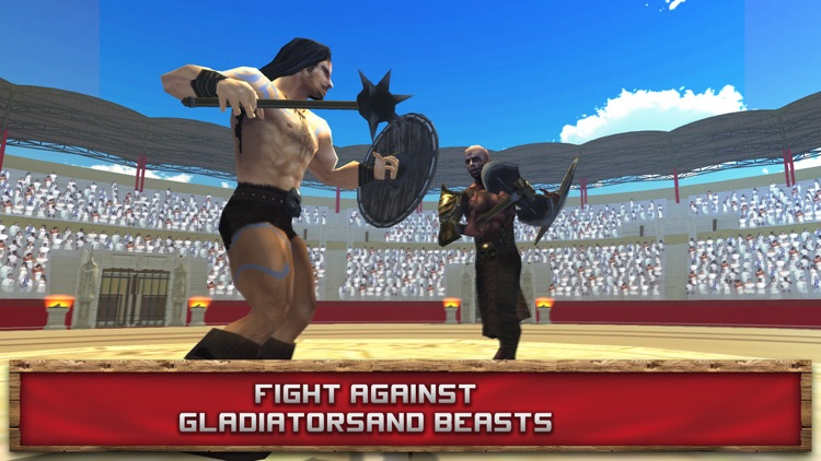 Immortal Gladiator Fighting Arena 3D