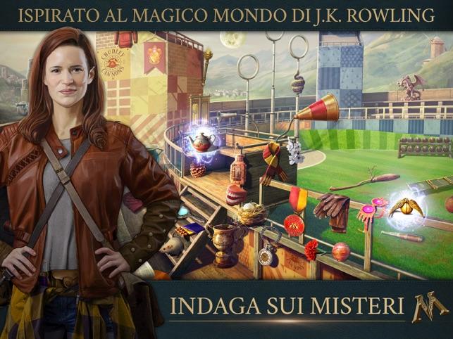 Animali Fantastici: Misteri dal Magico Mondo Screenshot