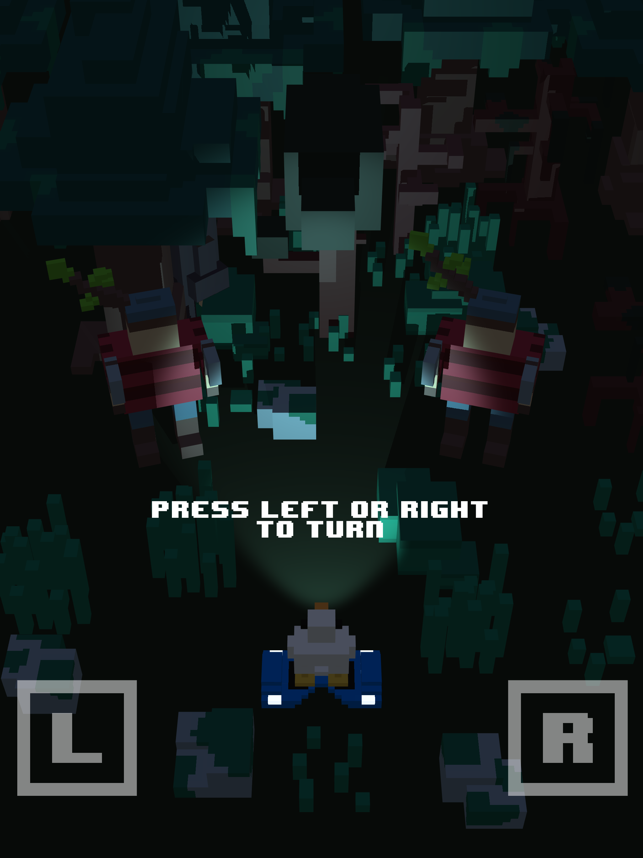 Blocky Board -Endless Hoverboard Arcade Runner, game for IOS