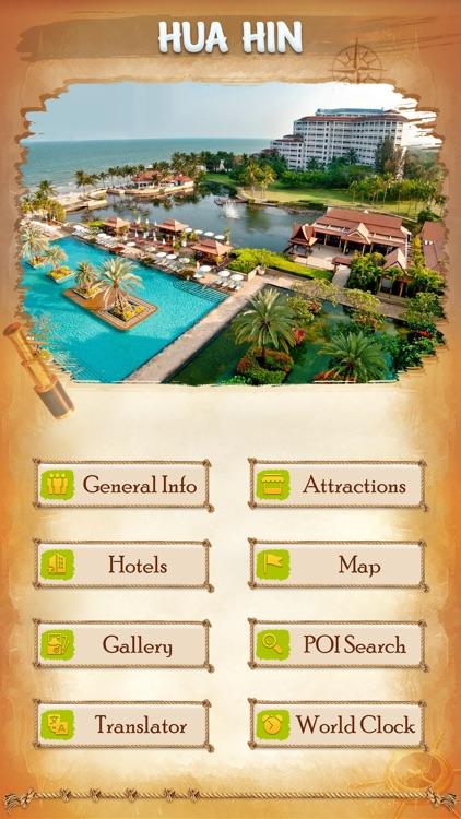 Hua Hin Tourism Guide