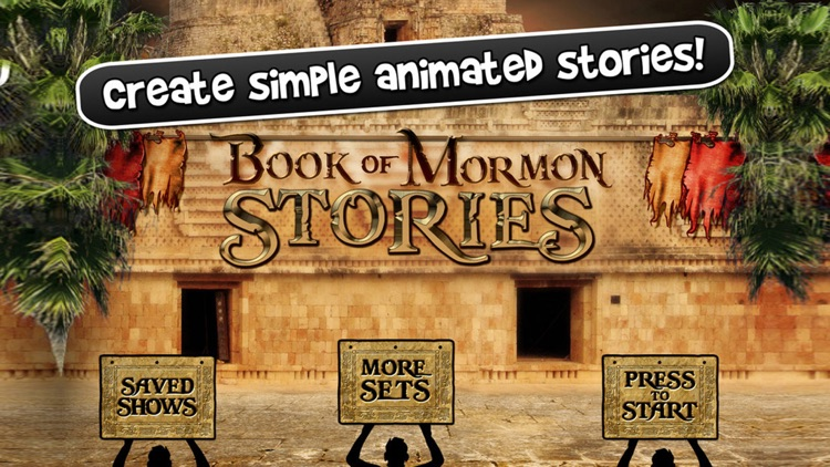 Book of Mormon Stories Pocket Director's Pass