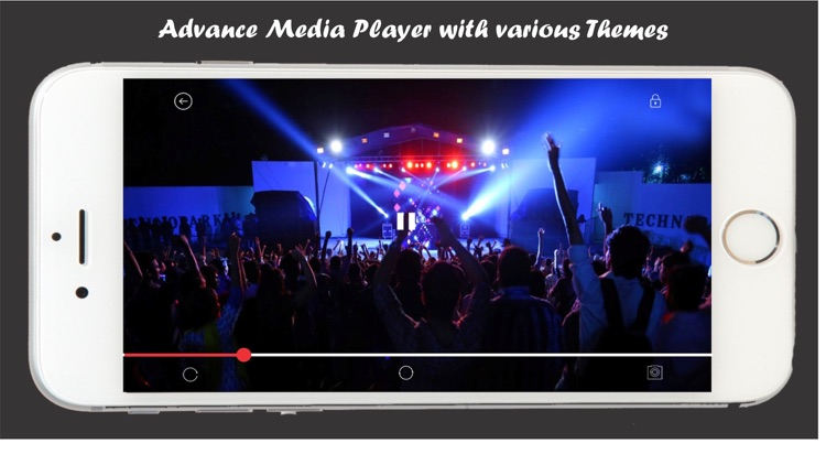 X Player pro with youtube streaming screenshot-3