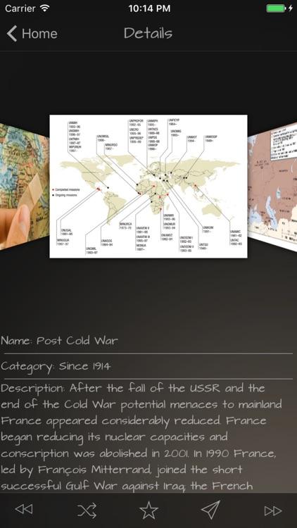 History of France Info screenshot-4