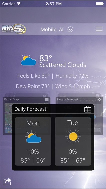 WKRG WX – weather, radar, and forecasts