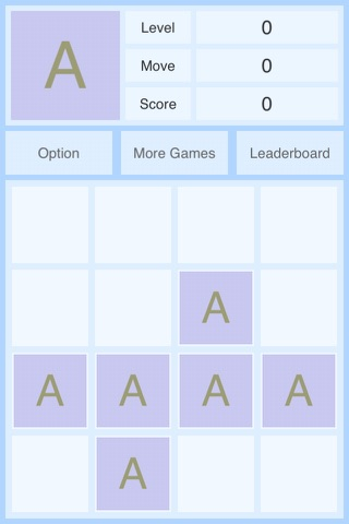 Alphabet 2048 screenshot 4