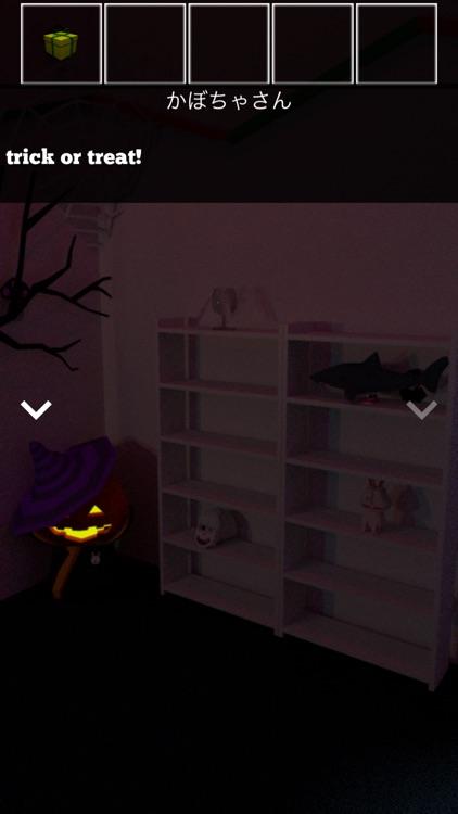 脱出ゲーム パンプキンナイト screenshot-4