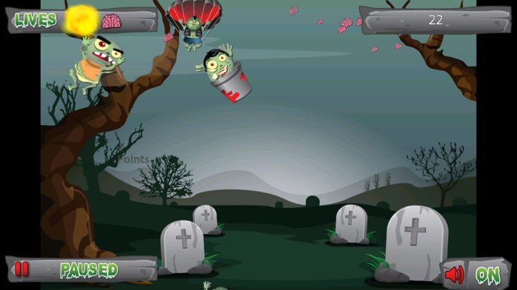 Zombies Attack - Zombie Attacks In The World War 3 screenshot-3
