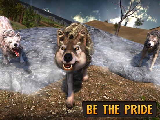 Wolf Life Simulation 2017 для iPad