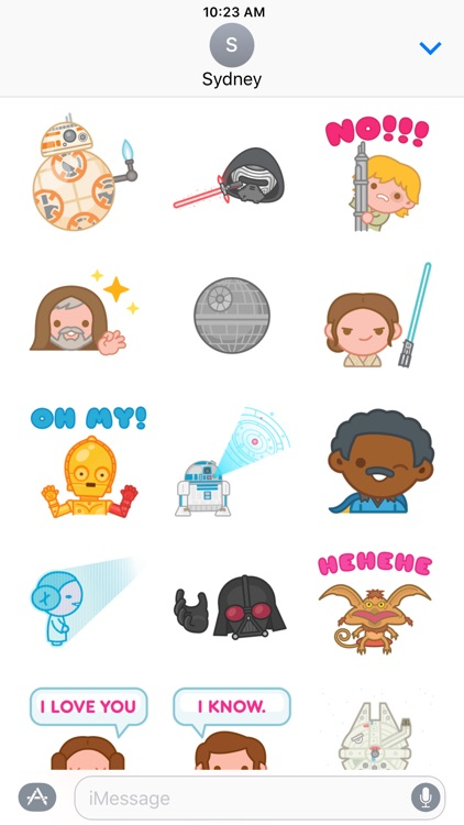 Star Wars Stickers screenshot-1