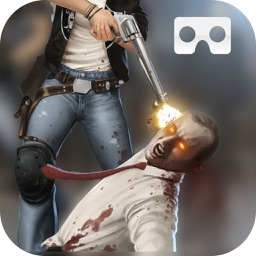 VR FPS Zombie Frontire : shooting game