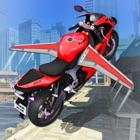 真实 飞行 特技 :自行车 肌肉 极端 运动 GP icon