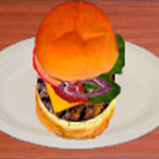 Burger Maker iOS App