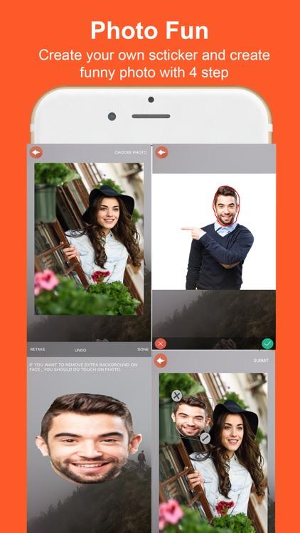 Photo Editor - Collage mixer screenshot-3
