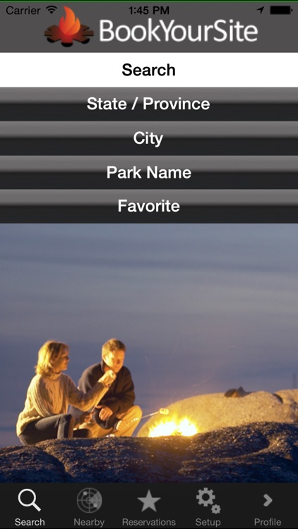 BookYourSite™ RV Park Campground Reservation Guide screenshot-0