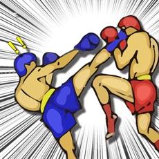 Activities of Fighting kickboxing!