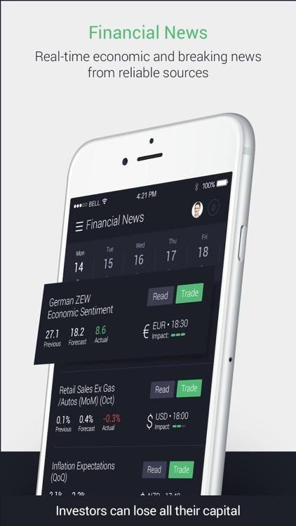 QuickOption Mobile Trading