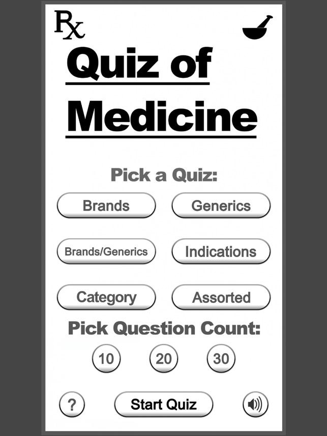 Quiz of Medicine - Med School on the App Store
