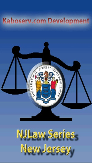 list of new jersey laws