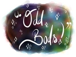 Stickoo: Odd Bods