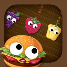 Activities of Smart Baby Shapes FOOD: Fun Jigsaw Puzzles and Learning Games for toddlers & little kids