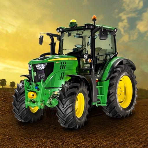 Baixar grande Fazenda Trator Simulador 2016 Feliz dia para iOS