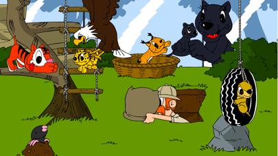 Lion Cubs Kids Zoo Games 2